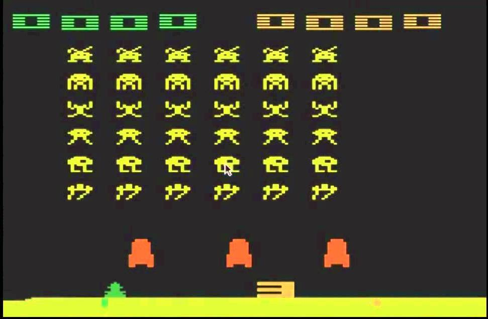 Space Invaders Atari