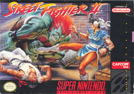 Street Fighter Supernintendo