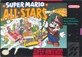 Super Mario All Stars Supernintendo