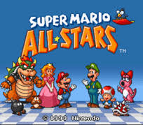 Super Mario All Stars Supernintendo2